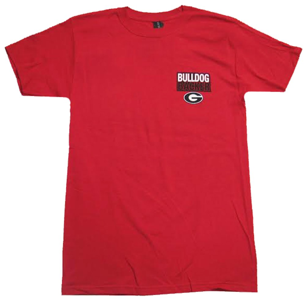 Smack Apparel Georgia Football Fans Athens A Drinking Town with A Football Problem Gray T-Shirt Sm-5X