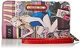 Nicole Lee Nicole Lee Cupcake Girl Print Wallet Card Case