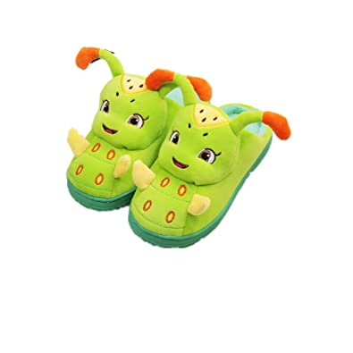 3c7caf7c0d68 Union Tesco Boys  Slippers Green Green  Amazon.co.uk  Shoes   Bags