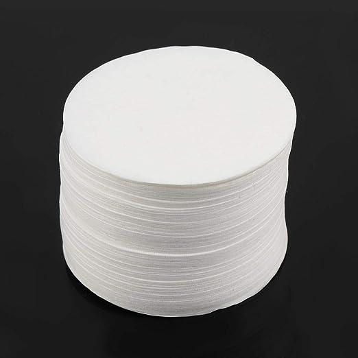 350 filtros de papel Filter Paper, papel filtrante, papel de ...