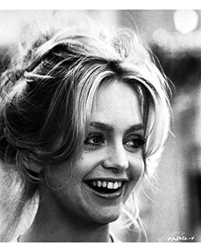 Globe Photos ArtPrints Goldie Hawn Smiling Close Up - 16