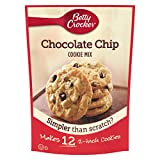 BETTY CROCKER Cookie Mix Chocolate Chip - Snack Size, 212g