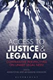 Access to Justice & Legal Aid: Comparative Perspectives on Unmet Legal Need