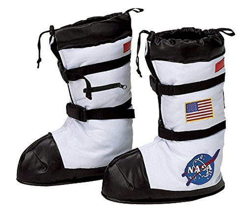 Jr. Astronaut Space Boots Child Costume Accessory - Medium]()