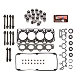 4g64 cylinder head - Evergreen HSHBLF5040 Lifter Replacement Kit fits 99-05 Dodge Stratus Mitsubishi Chrysler 2.4 4G64 Head Gasket Set, Head Bolts, Lifters