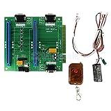 GBS-8118 2-in1 Multi JAMMA Switcher & Remote Control Arcade Game PCB 2in1