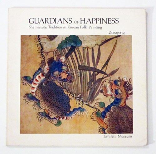 Korean Folk Painting - Guardians of happiness: Shamanistic tradition in Korean folk painting
