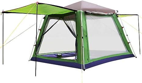 YFTM-OT Camping Tent_Outdoor Large Aluminum Pole Carpa Automática ...