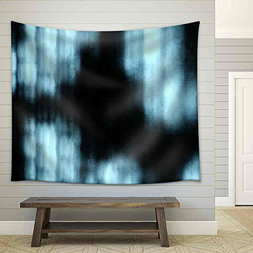 Tv Noise Fabric Wall