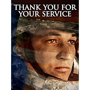 Ratings and reviews for Thank You For Your Service