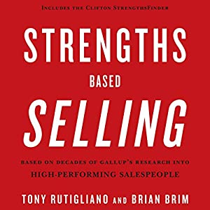Strengths Based Selling Audiobook