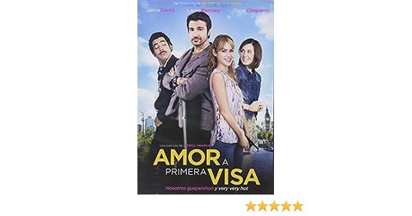 Amor A Primera Visa Pulling Strings Region 1 And 4 Jaime Camil Omar Chaparro Laura Ramsey Cine Y Tv
