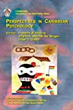 Perspectives in Caribbean Psychology, , 1849053588