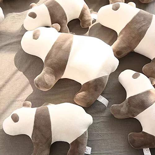 Amazon.com: MIIA Panda - Almohada de peluche gigante con ...