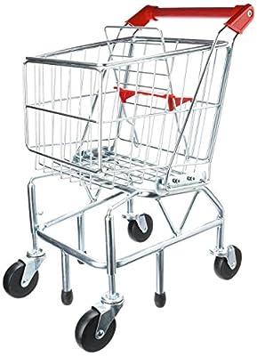 Melissa & Doug Shopping Trolley