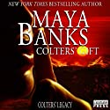 Colters' Gift Audiobook by Maya Banks Narrated by Freddie Bates