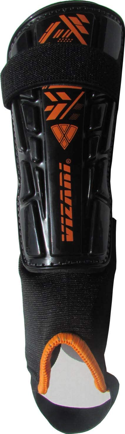 Vizari Malaga Soccer Shin Guards for Kids | Soccer Gear for Boys Girls | Protective Soccer Equipment | Adjustable Straps : Sports & Outdoors