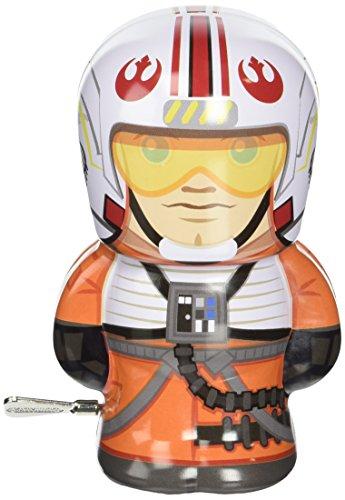 Star Wars Luke Skywalker BeBots Wind Up Action Figure