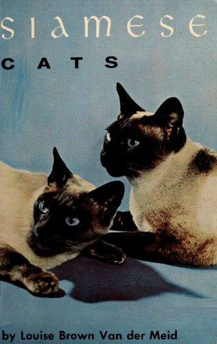 Siamese cats ()