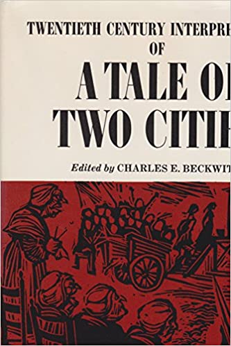 dickenstale of two cities a collection of critical essays th
