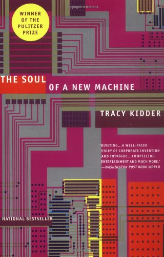 Read Online The Soul of A New Machine pdf