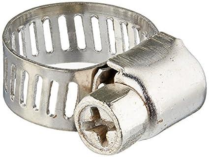 Hoop anillo eDealMax acero inoxidable abrazaderas de ...