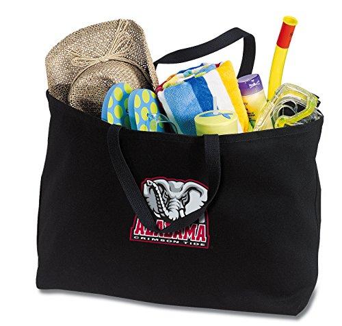 - Broad Bay Jumbo University of Alabama Tote Bag or Large Canvas Alabama Shopping Bag