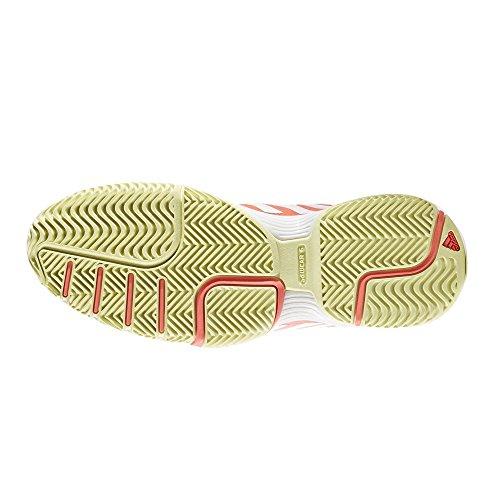 Tenis para Zapatillas Coral Mujer W Rojdes Ftwbla Amahie adidas Barricade Club de wOCXwqfY