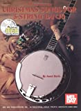 Christmas Songs for 5-String Banjo, Janet Davis, 0786665602