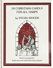 50 Christmas Carols for All Harps: Harp Solo