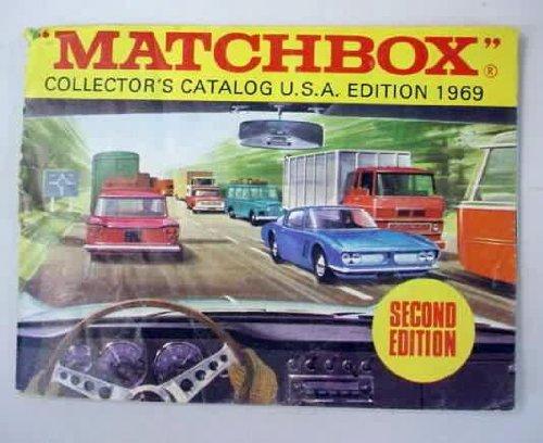 Matchbox Collectors Catalog - 1969 Matchbox Collectors Catalog, 2nd Edition