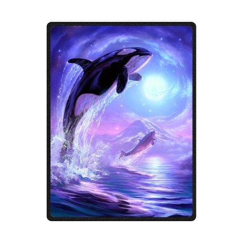 高品質、快適なKiller WhaleカスタムBlanket 58
