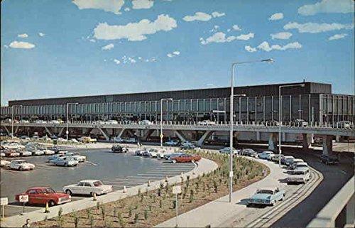 O'Hare International Airport - Terminal Building Chicago, Illinois Original Vintage - Terminal Ohare