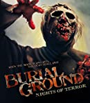 Cover Image for 'Burial Ground'