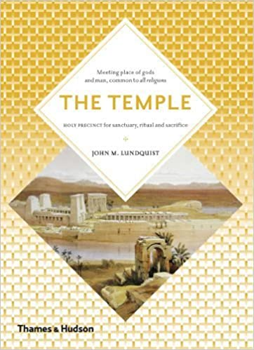 The Temple (Art and Imagination) by John Lundquist (2012-11-19)