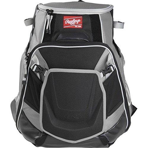 Rawlings Sporting Goods Velo Back Pack Gray
