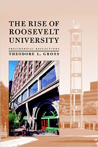 Roosevelt University Application Essays  College Admissions Essays
