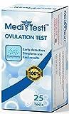 MediTesti™ Ovulation Test - Includes 25 Ovulation