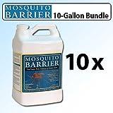 Mosquito Barrier AMBQUARTSX40K2 Mbquarts Liquid Mosquito Repellent Bundle Of 10 Gallons