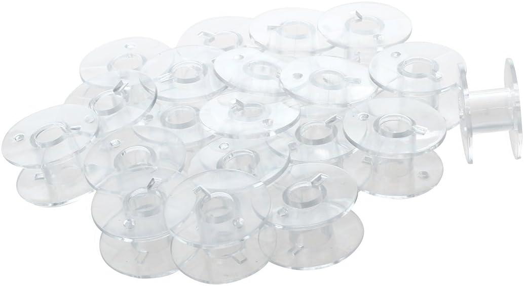 SODIAL(R) 20 Canillas domesticas para maquina de coser: Amazon.es ...