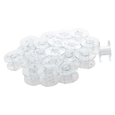 SODIAL(R) 20 Canillas domesticas para maquina de coser