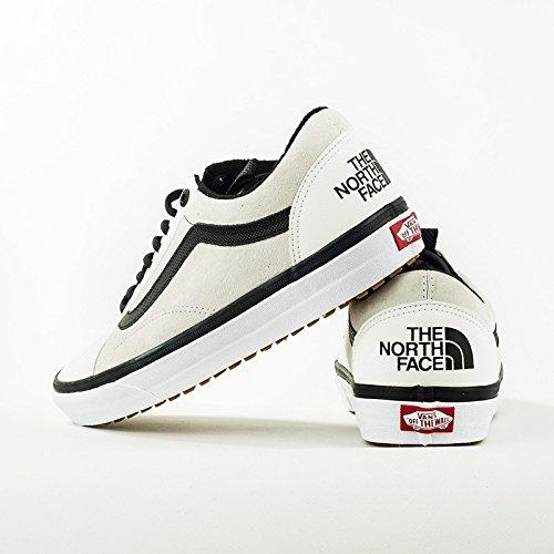 af272cb1447 ... Vans Vault x The North Face Mens Old Skool (MTE) DX Trainer White