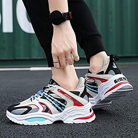 MZNSYDX Zapatos Casuales de Mujer Zapatos de Mujer