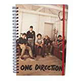 One Direction 1D A4 Notebook