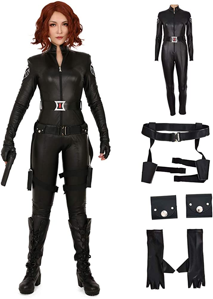 Women S Widow Universe Space Cosplay Costume Bodysuit