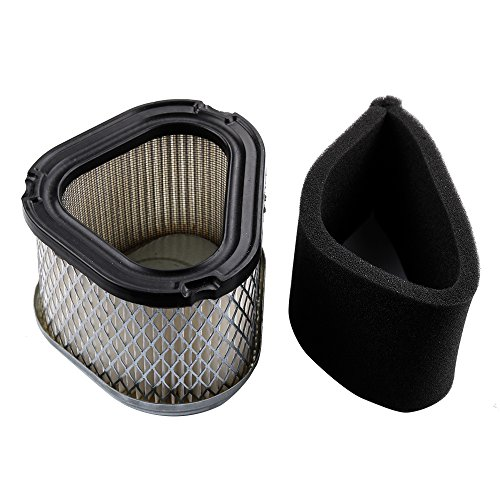 - Dalom 12-083-05-S Air Filter with 12-083-08 Pre Cleaner for Kohler Lawn Mower Replaces John Deere GY20574 M92359 AM121608 AM123553 Lesco 050585 STENS 100-937 100-941 OREGON 30-085