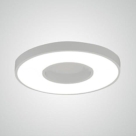 Lámpara de techo redonda LED de 40 W, lámpara de techo LED ...