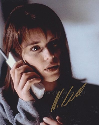 Neve Campbell as Sidney Prescott (Scream) Autograph