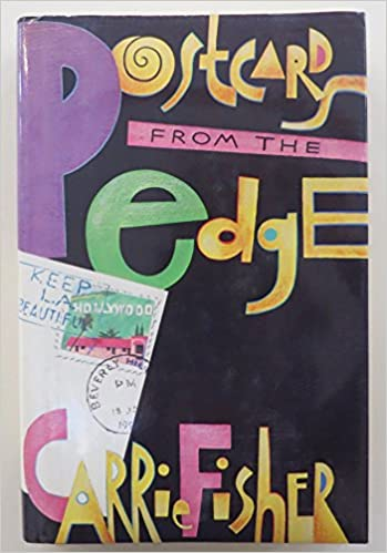 Image result for postcards from the edge book