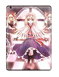 Juliam Beisel's Shop Best Fashion Tpu Case For Ipad Air- Touhou Defender Case Cover 2389587K64655261